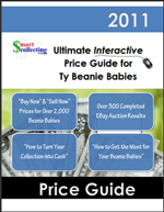 Beanie Baby Price Guide by SmartCollecting.com 2011