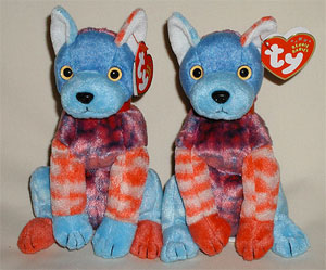 d046e1d459e Hodge-Podge (red front paws) - SmartCollecting